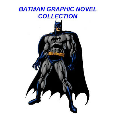 Batman Graphic Novel  Collection on Dvd