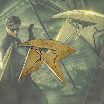 2018 TV Titans Batman Dart Cosplay Dick Grayson Robin Nightwing Batarangs Props