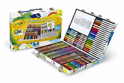 Crayola Inspiration Art Case: 140 Pieces, Art Tools, Crayons, Pencils, Markers