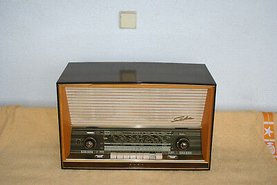 SABA WILDBAD 100 , german vintage tube radio, built 1959 , restored !