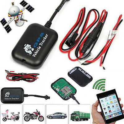 GT005 GPS Real Time Vehicle Car Motorcycle Locator Tracker GSM/GPRS Anti-theft