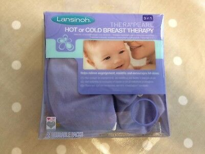 Lansinoh Therapearl 3 in 1 Hot or Cold Breast Therapy