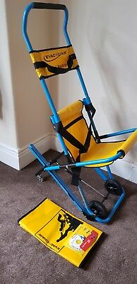 Mk3, High quality evacuation chair, fire, emergency, evac chair with dust cover