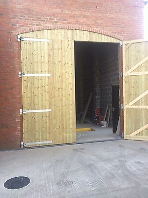 Made To Measure Shed, Barn, Garage, Stable Doors *PLEASE READ DESCRIPTION*