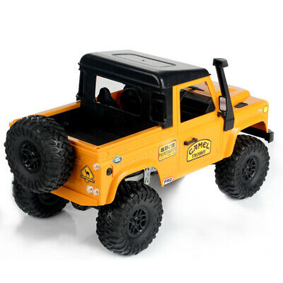 2.4GHz Technology RC Military Truck 4WD Off-Road ABS Metal Powerful Motor
