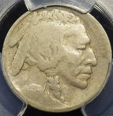 1913-S Type 2 Buffalo Nickel PCGS VG10