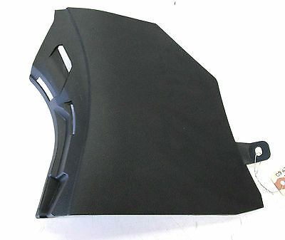 2007-2008 Infiniti G35 Sedan Rwd Oem Right Front Kick Panel Cover Plastic Black
