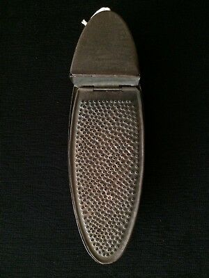 Vintage Antique Metal Nutmeg Grater