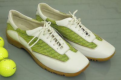 Golfschuhe Damen, GENUIN, NEU, Womens golf schuhe shoes, MP/Retail ca. 199€ ü007