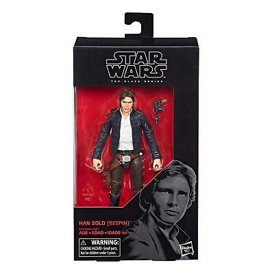 Star Wars The Black Series Han Solo 6-inch-scale Figure