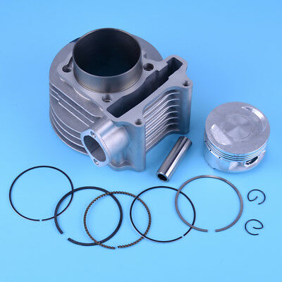 180CC 61mm Big Bore Cylinder Kit Fit For GY6 125CC 150CC Scooter ATV Motocycle