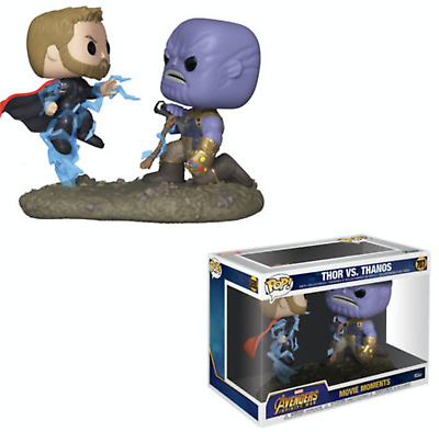 Funko POP! Movie Moment: Thor vs. Thanos #707 - Marvel's Avengers: Infinity War