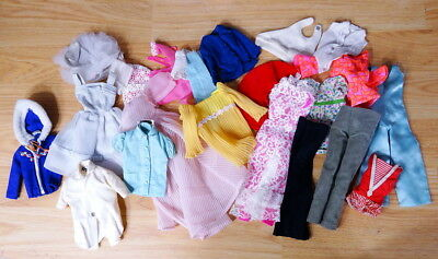 Vintage Barbie Family TLC Clothing Lot 8 of 11