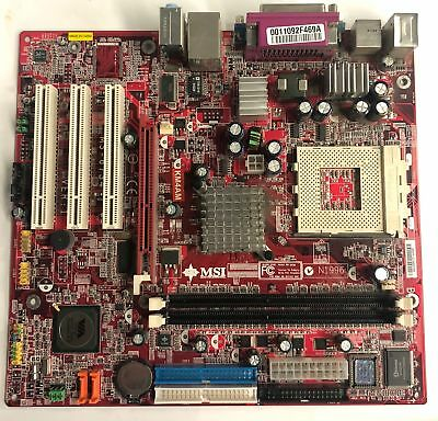 MSI MS-6734 MOTHERBOARD DRIVERS DOWNLOAD FREE