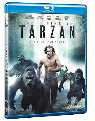 Blu Ray The Legend of Tarzan - (2017)  ** Contenuti Extra ** .....NUOVO