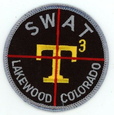 FORT FT COLLINS COLORADO CO POLICE SWAT SUBDUED SEE BELOW FOR GREAT DEAL