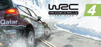 WRC 4 FIA World Rally Championship PC *STEAM CD-KEY* 🔑🕹🎮