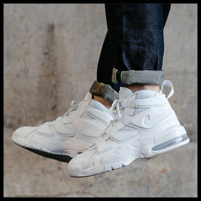 online store f8a7b b1732 Nike Air Max 2 Uptempo 94 (922934 100) Mens Trainers Uk 9 Eu