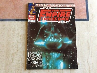 STAR WARS, EMPIRE STRIKES BACK, No. 155, APRIL, UK Marvel Comic