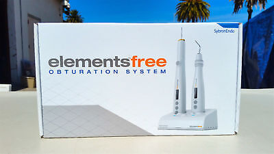 Elements Free Downpack Obturation System SybronEndo NEW AND SEALED