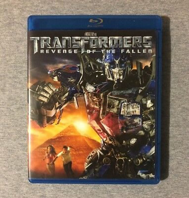 Transformers: Revenge of the Fallen (Blu-ray) Fast Shipping!
