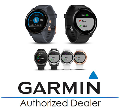 Garmin vívoactive 3 - GPS Fitness Smart Watch & Contactless Payments- All Colors