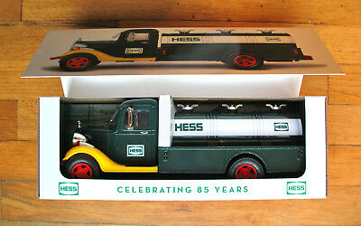 Hess Truck 2018 85th Anniversary Very Limited Collector's Edition Oct. Release