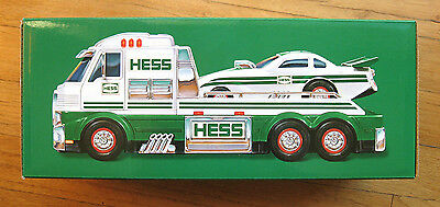 2016 NEW Hess Toy Truck and Dragster Quick Shipping includes batteries