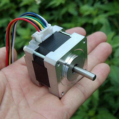 1.8 Deg 2-phase 4-wire 39mm Stepper Motor for Pulley CNC Prusa Peprap 3D Printer