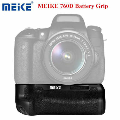 MEIKE MK-760D Vertical Battery Grip Holder 1/4in Screw for Canon 750D/760D