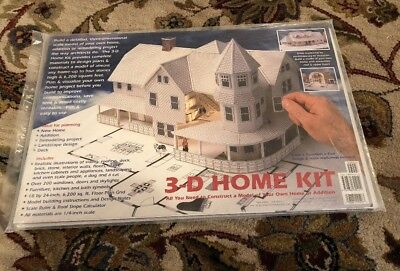 Marvelous Design Works 3 D Home Kit All You Need To Construct A Model Of