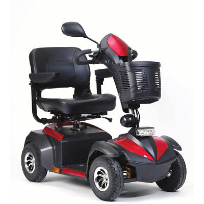 Python 4 Mobility Scooter Electric Battery 4 Wheel Wheeled  *BRAND NEW*