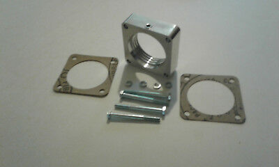 """FITS NISSAN Throttle Body Spacer /""""SWIVEL/"""" Nissan 2007-2014 With 3.5L V6 Engine"""