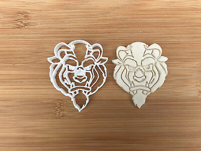 wardrobe Beauty and the beast Cookie Cutter Fondant Cake Decorating