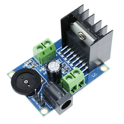 DC 6 to 18V LC-TDA7297 Power Amplifier Module Audio Double Channel 10-50W