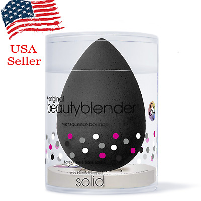2pc Authentic BeautyBlender Pro w/ Blender Cleanser Pro, Perfect Your Beauty