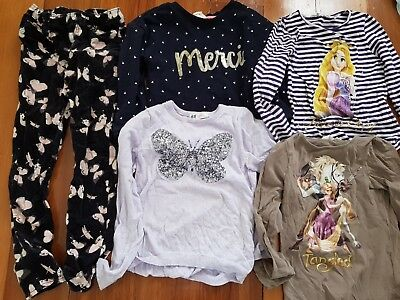 Girls Clothing Bundle Size 7-8 H&M and Cotton On - Excellent Condition