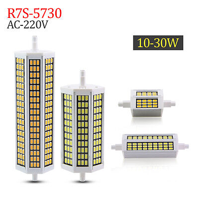R7S SMD COB J78 J118 J135 LED Corn Bulb Flood Light Lamp 10W 20W 30W Hot Sale