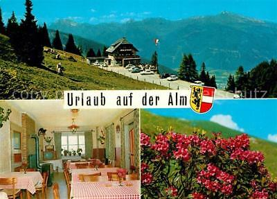 73034367 St Michael Lungau Alpengasthof-Pension Almfried  St. Peter in der Au-Do
