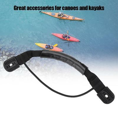 Kayak Canoe Boating Side Mount Carry Grip Carry Webbing Handle Fitting Durable