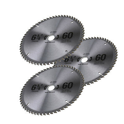 Durable Tungsten Carbide Circular Saw Blade 160MM 60 Teeth for Angle Grinder