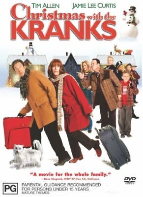 Christmas With The Kranks (DVD, 2005) very good condition