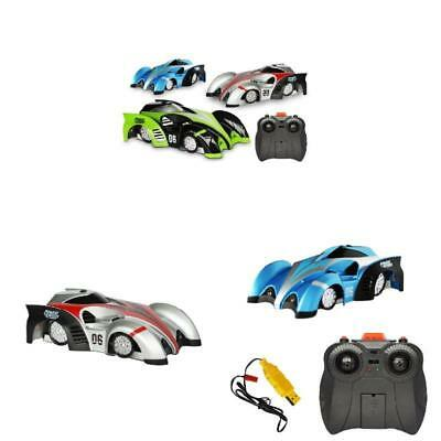 Remote Control Racer Car Gravity Defying RC 360°Rotating Mini Stunt Vehicle New