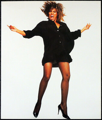 Tina Turner Poster Page . Simply The Best Private Dancer . T99