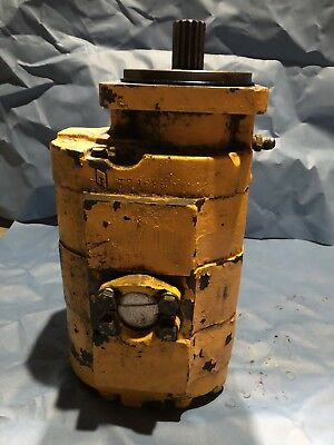 Good Working Condition 1979 John Deere Hydraulic Pump 690 690B Excavator