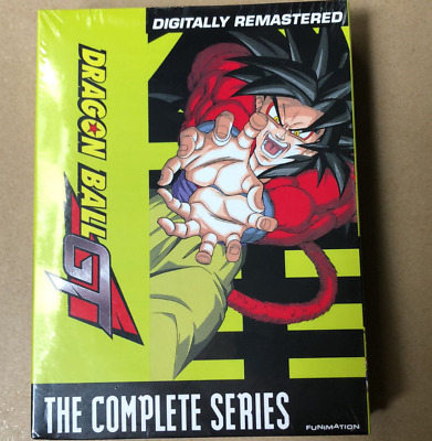 Dragon Ball GT: The Complete Series Full Box Set All seasons-US Seller