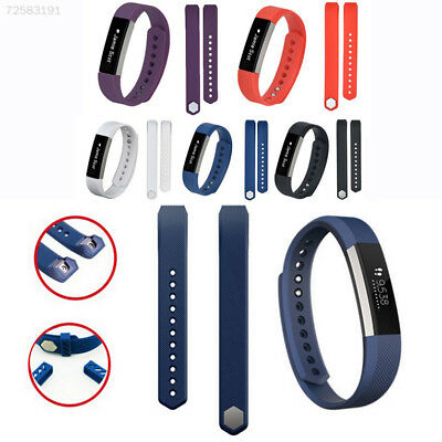 71AC Large Size High Quality Portable Silica Gel Wristband Strap For Fitbit Alta