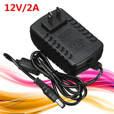 12V 2000mA 2A AC DC Adapter Charger For SoundLink Mini Speaker PSA10F-120