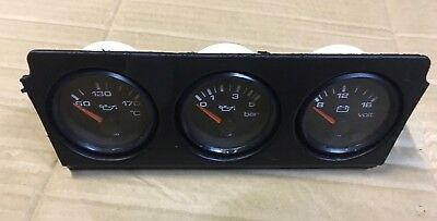 Audi 80 90 B3 B4 Coupe Golf Mk1 Vdo Gauges Oil Temp Battery Instrument Cluster
