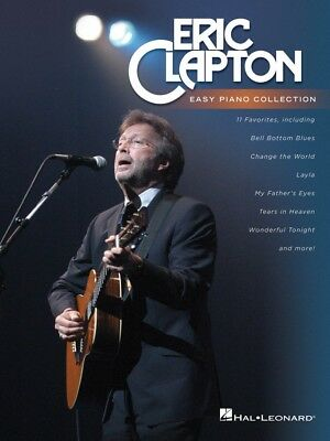 Eric Clapton Sheet Music Guitar Play-Along Book and CD NEW 000699669